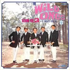 LISTEN THE WILD ONES ALBUM VOL.3 FUZZ PSYCH GS JAPAN 1968 ORG 1ST CP-8444 LP #2