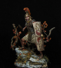 1:24 Roman Warrior 3 Resin Figure Model Unfinished