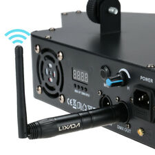 Lixada 2.4 G ISM Dmx512 Trasmettitore Wireless maschio XLR con Antenna G7u3
