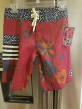 Lost Enterprises • Kids, Mens Stretch Lost at Sea Shorts Swimming Trunks size 26