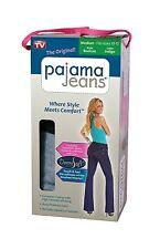 Hampton Direct 80027 Pajama Jeans, Medium - Quantity 1
