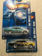 HOT WHEELS 67 Pontiac GTO X2 Colour Variation