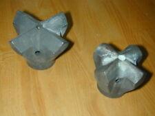 "Two Timken Rock Bits 3- 1/4"" 1/2 Rock Drilling Bits"