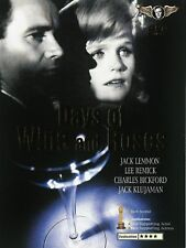 "NEW DVD "" Days of Wine and Roses ""   Jack Lemmon, Lee Remick"