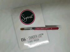 Authentic Sigma E56 Mini/Travel Size Pink Shader Lid Eyeshadow Brush Oval Tip