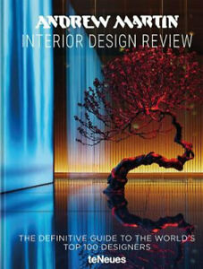 NEW Andrew Martin Interior Design Review By Andrew Martin Hardcover