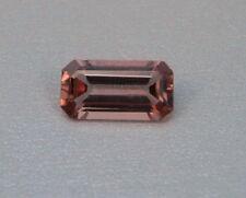 Turmalin 2,69 ct altrosa  Tourmaline  antique pink emeraldcut  koxgems