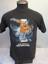 WWE Attitude Era Shirt - Cartoon Rey Mysterio Smackdown Brand - Men's Small