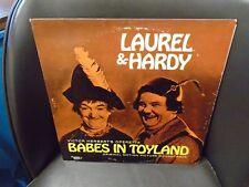 Laurel & Hardy Babes In Toyland Mark 56 VG [Victor Herbert]