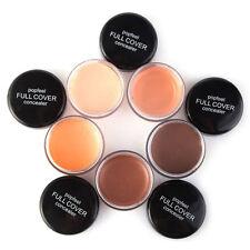 Crema Profesional Corrector Rostro Pigmento Contorno Maquillaje Belleza