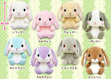 NEW Pote Usa Loppy Plush Cute Kawaii Plush Japan UFO AMUSE Toreba Bunny Rabbit
