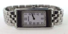 Tiffany & Co Rectangle Swiss Quartz Stainless Steel Ladies Watch 525.1027