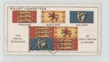 1922 Wills Do You Know Tobacco Base #37 What the Royal Standard Is? Card 2e0