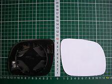 Außenspiegel Spiegelglas VW Bora Lupo Passat ab 99-08 Rechts Klein Sph Kpl 12V