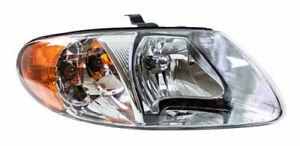 TYC Headlight Headlamp Passenger Side Right RH fits Dodge Grand Caravan Voyager