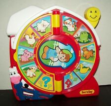 See n Say Mattel The Farmer Says Baby Toy Gift Present Learning