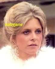 004 LINDSAY WAGNER GLAMOROUS PORTRAIT THE BIONIC WOMAN PHOTO