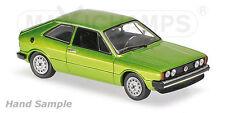 Minichamps 940050420 - VOLKSWAGEN VW SCIROCCO - 1974 - GREEN METALLIC  1/43
