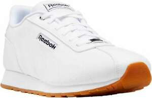 Reebok Men's Reebok CL Xyro 2 [ White/Black/Reegum06 ] Fashion Sneakers - EH2717