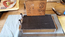 Heater Core Ready Aire 399244 1970's -80's JEEP AMC  BRASS/COPPER CONSTRUCTION