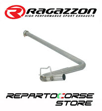 RAGAZZON TUBO CENTRALE NO SILENZIATORE RENAULT CLIO 1.8 16V 100kW 136CV 1991►