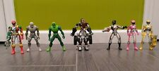 Power Rangers- Operation Overdrive - 7 Figures Lot