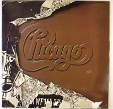 """12"""" LP - Chicago  - Chicago X - B3260 - washed & cleaned"""