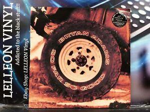 Bryan Adams So Far So Good Double LP Album Vinyl Record 540157 Pop Rock 90's