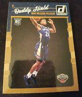2016-17 Donruss Basketball #156 Buddy Hield RC New Orleans Pelicans