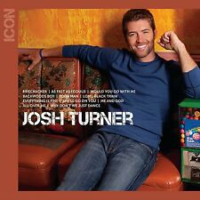 JOSH TURNER : ICON    (CD) Sealed