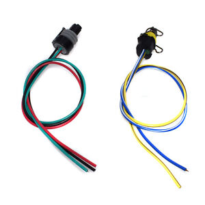 Connector Wiring Harness Pigtail Set For FORD Excursion F-250 Super Duty 7.3L