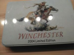 2004 Winchester Limited Edition 3 Knife Set