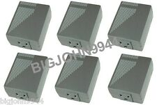 6 Pack X10 PRO XPPF 5 Amp Plug-In Line Noise Filter Factory Fresh