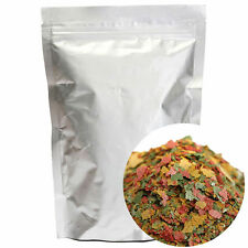 Fresh Tropical Fish Flakes Food 100g AF BULK Tank Aquarium BS