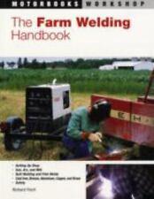 The Farm Welding Handbook (Motorbooks Workshop)-ExLibrary