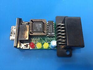 Atari 8-Bit/XL/XE SIO2PC Universal Adapter Serial Interface w/ SIO Jack WORKS!