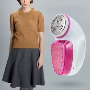 Electric Clothes Lint Remover Fabrics Sweater Hairball Fluff Shaver Trimmer A