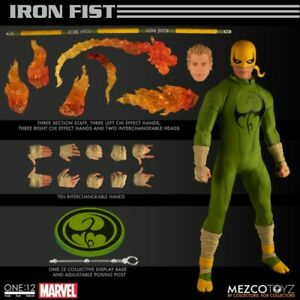 One:12 Collective - Iron Fist Action Figure