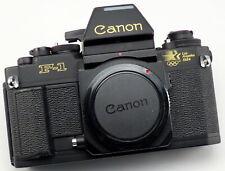 CANON  New F-1 35mm SLR film camera for FD lens  ****NEAR MINT **** F-1N  F1
