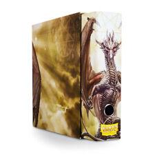 Dragon Shield Slipcase Binder, White