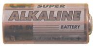 Batteria pila alcalina tipo 4LR44 per macchina fotografica cod. 0829
