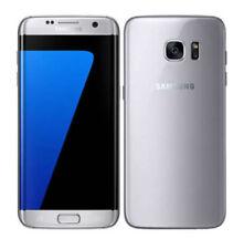 Teléfonos móviles libres, modelo Samsung Galaxy S7 edge de plata de ocho núcleos