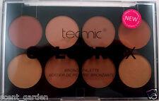 Technic Colour Fix Pressed Powder Bronze Palette - Bronzing Powders Contouring P