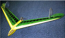 Vintage Old Timer B. Gross Flying Wing Plans and Templates