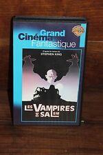 VHS - Les vampires de Salem - Stephen King Tobe Hooper Grand cinéma fantastique