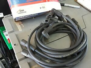 NOS ACDelco Ignition Wire Set  608k 8CYL 12043734 GM Cadillac free SHIPPING