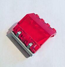Lot of 3 RARE Vintage Transparent Red Antenna 1x1