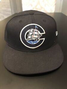 Columbus Clippers Fitted New Era 5950 Cap Hat 7 1/4 NWT Made In USA