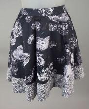 Gonne e minigonne da donna floreale in misto cotone dalla Cina
