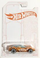 2020 Hot Wheels 52nd Anniversary Pearl & Chrome Series Gazella GT Chase Car